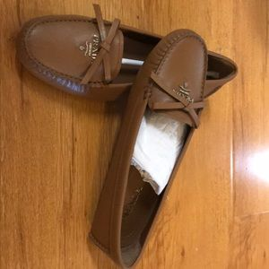 Authentic Prada loafers